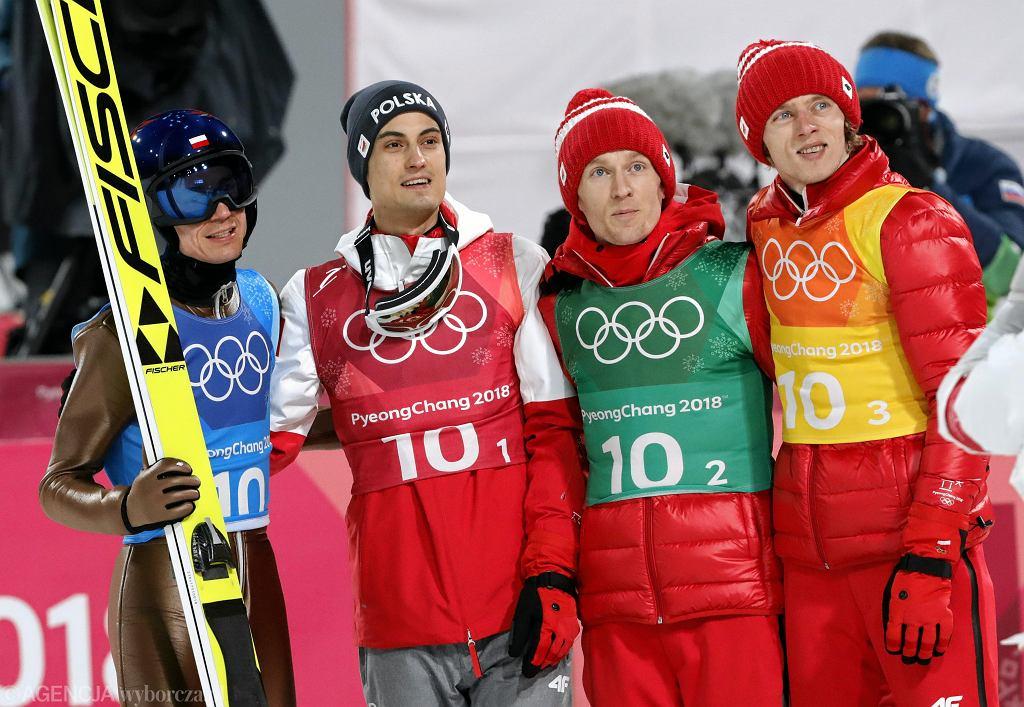 1XXIII Zimowe Igrzyska Olimpijskie Pjongczang 2018