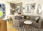 Czarno-białe dodatki do mieszkania - wybór redakcji