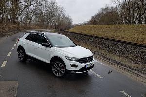Volkswagen T-Roc 2.0 TSI 190 KM 4Motion - test. Najlepszy crossover w klasie***