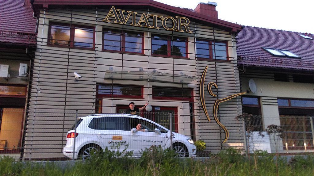 Hotel Aviator w Kielcach - jeszcze tu wrócimy