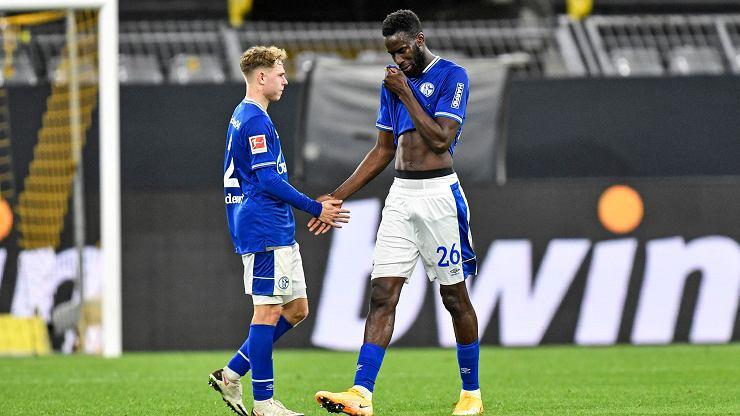 Trwa koszmar Schalke! Tak fatalnej passy nie było w Bundeslidze od 54 lat!