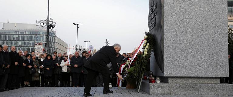 Jarosław Kaczyński na Marszu Pamięci: Zrobiliśmy coś, co przejdzie do polskiej historii
