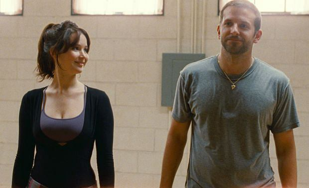 "FILE -This film image released by The Weinstein Company shows Jennifer Lawrence, left, and Bradley Cooper in ""Silver Linings Playbook."" Lawrence is nominated for an Academy Award for best actress for ?Silver Linings Playbook."" The 85th Academy Awards are held in Los Angeles on Sunday, Feb. 24. (AP Photo/The Weinstein Company, JoJo Whilden, File)"