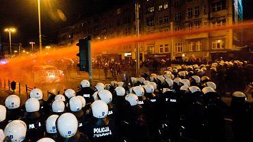 Marsz prawicowców we Wrocławiu. Święto Niepodległości, 11 listopada 2019