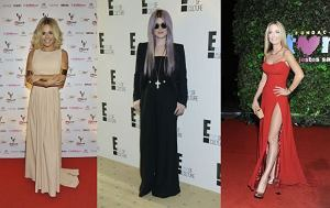 Doda, Kelly Osbourne, Małgorzata Rozenek
