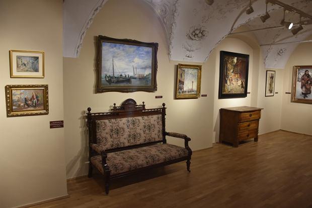 W gabinecie kolekcjonera obrazów. Prezentacja dzieł w Muzeum w Tarnowskich Górach