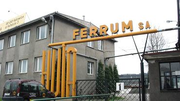 Huta Ferrum w Katowicach