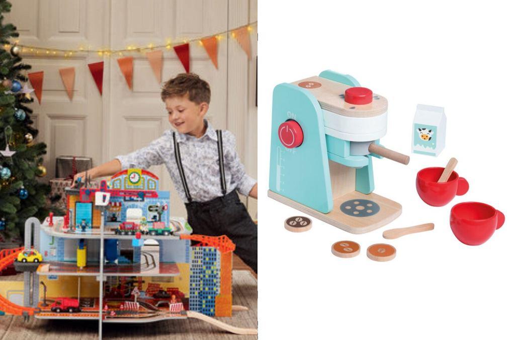 Lidl. Promocja na drewniane zabawki dla dzieci. Każde dziecko znajdzie coś dla siebie