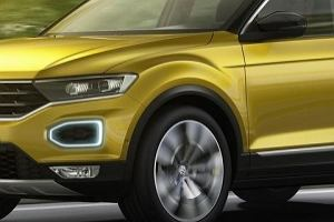 Volkswagen T-Roc już oficjalne. Znamy szczegóły, mamy zdjęcia