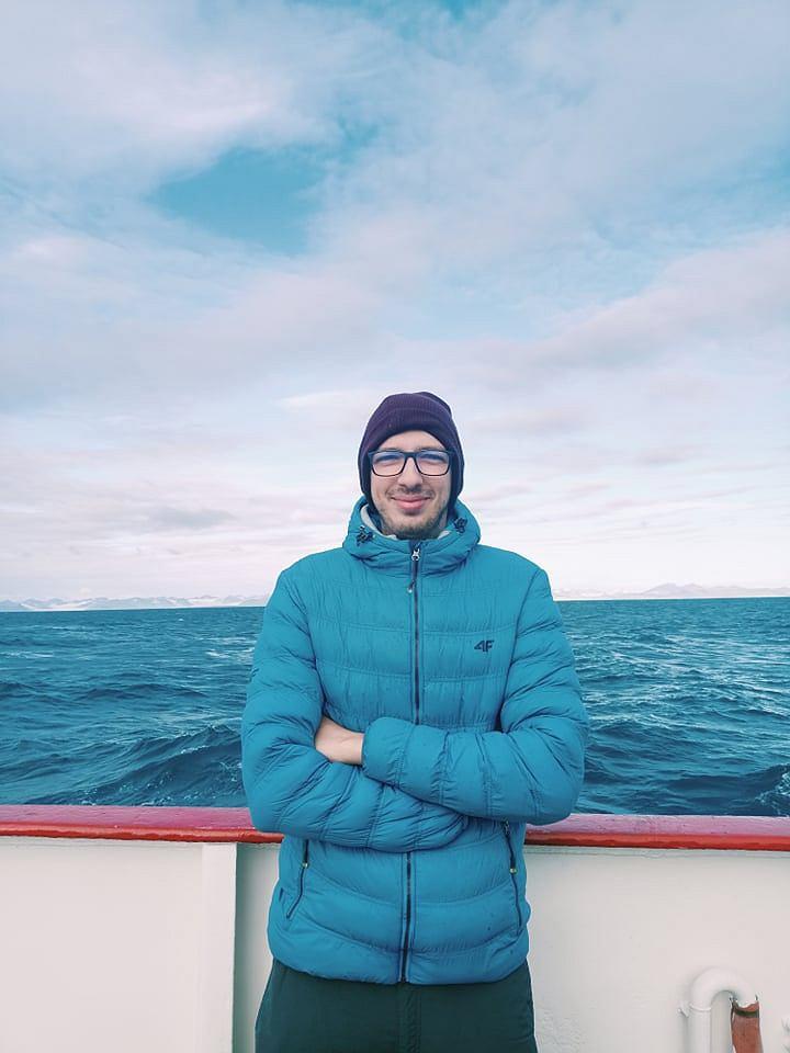 Sebastian Kendzierski, meteorolog