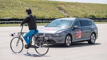 System detekcji rowerzystów od Boscha
