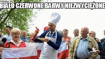 Patryk Jaki - prezydent Warszawy - memy