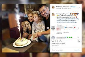 Katarzyna Skrzynecka świętuje urodziny córki. Alikii życzenia składa nie tylko mama, lecz także inne gwiazdy