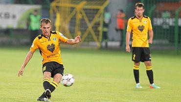 Krzysztof Bodziony w barwach GieKSy