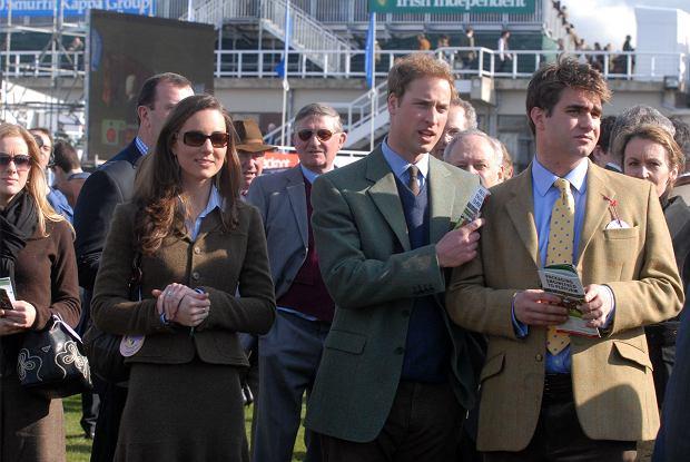 Oliver Baker, książę William, księżna Kate