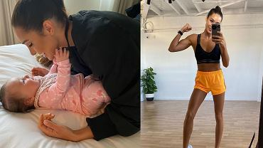 Kayla Itsines - o ciąży