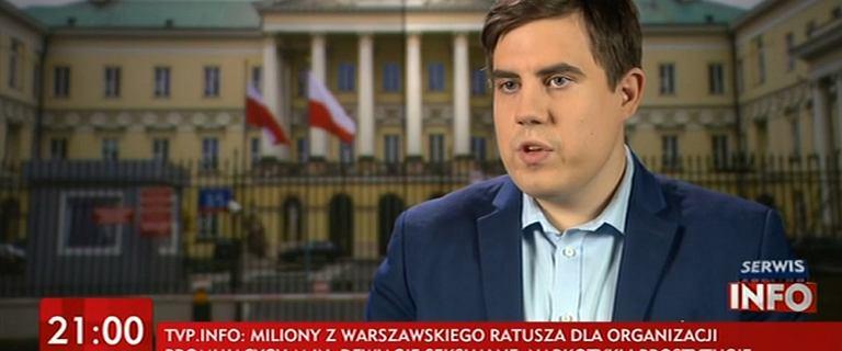TVP nie pokazała odczytu noblowskiego Olgi Tokarczuk