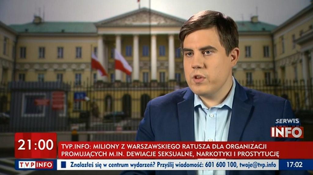Screen z TVP Info