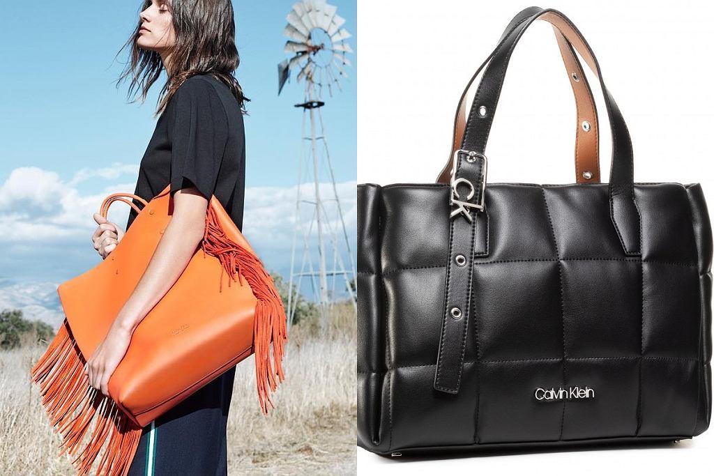 Shopper Calvin Klein