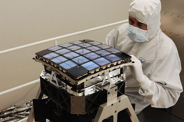 Matryca CCD wykorzystywana w sondzie Kepler
