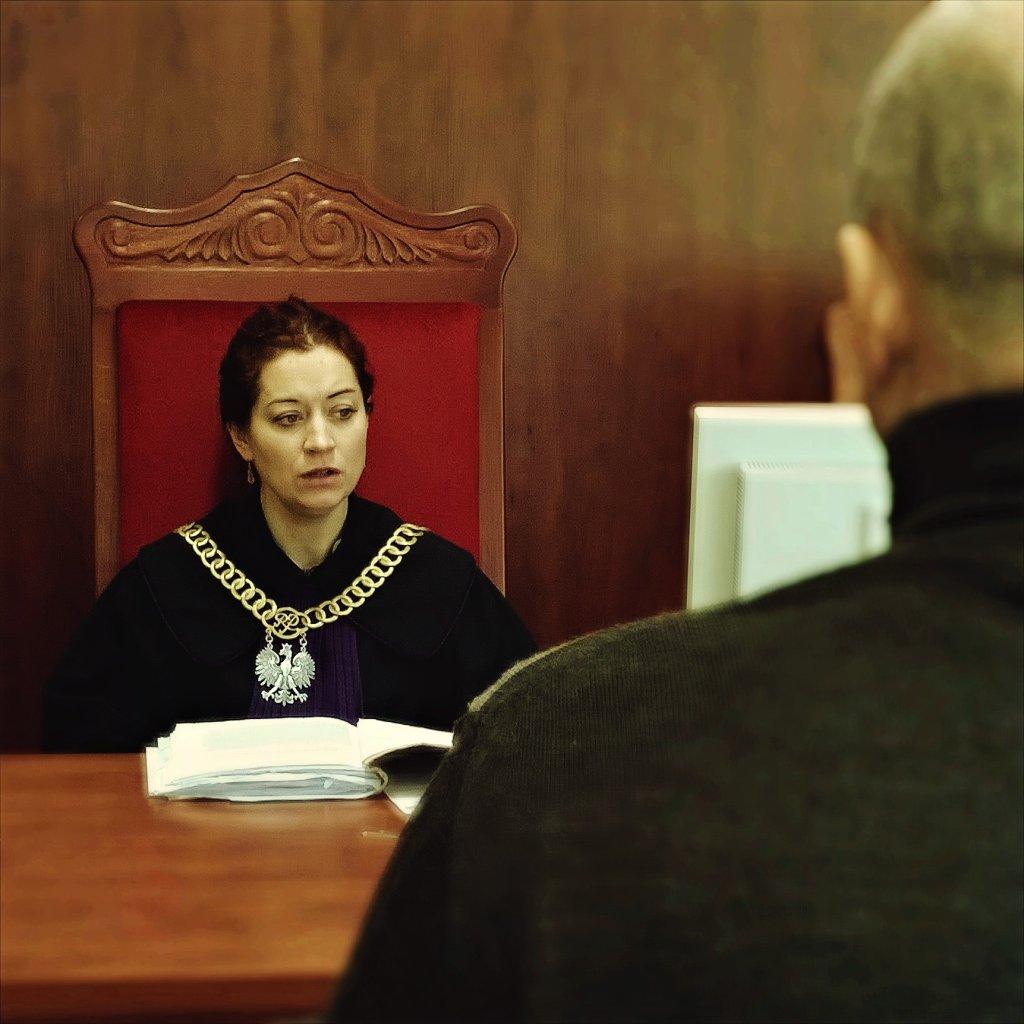Sędzia Olimpia Barańska-Małuszek z Wydziału I Cywilnego Sądu Rejonowego w Gorzowie