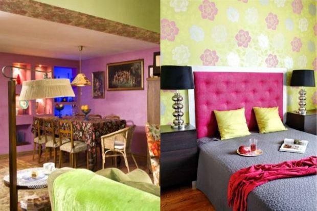 Różowe dodatki do mieszkania - pomysły