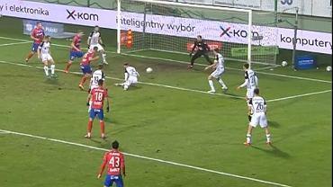 Mecz Jagiellonia Białystok - Raków Częstochowa