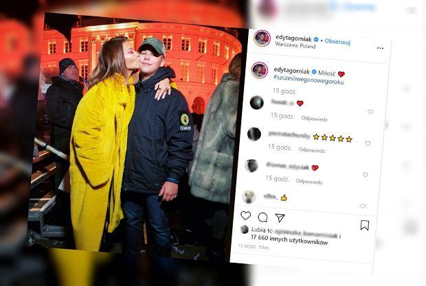 Edyta Górniak pokazała zdjęcie z synem. Fani chwalą ich więź