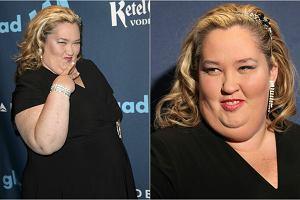 Mama June, skandalizująca celebrytka z USA, jeszcze rok temu ważyła 160 kilo. Teraz schudła prawie 70 kilo, a swoją metamorfozę zamierza pokazać w telewizji.
