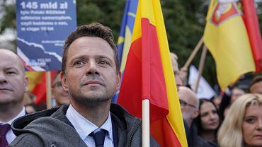 Protest samorządowców ws. Polskiego Ładu