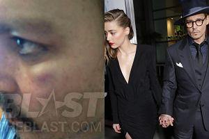 Johnny Depp i Amber Heard