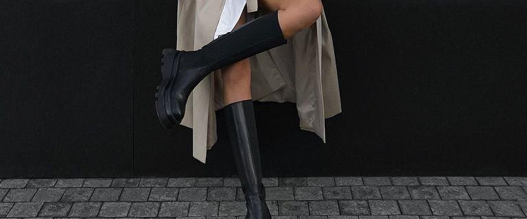 Te botki na jesień są zjawiskowe! Praktyczne i wygodne modele, które pokochał świat mody
