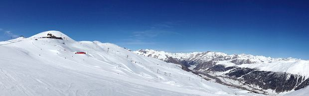 Livigno, narty we włoszech