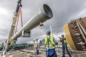 USA rozszerzyły sankcje wobec Nord Streamu 2
