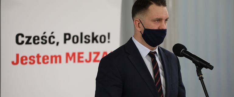 Gorzów Wielkopolski. Wiceminister Łukasz Mejza ma zapłacić ponad 50 tys. zł kary