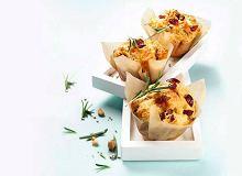 Muffiny z rozmarynem i żurawinami - ugotuj
