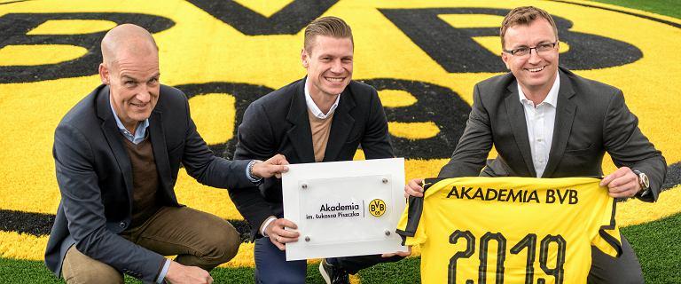 Łukasz Piszczek otwiera Akademię Borusii Dortmund. Nabór już w maju