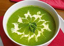 Krem z brokułów i kalafiora - ugotuj