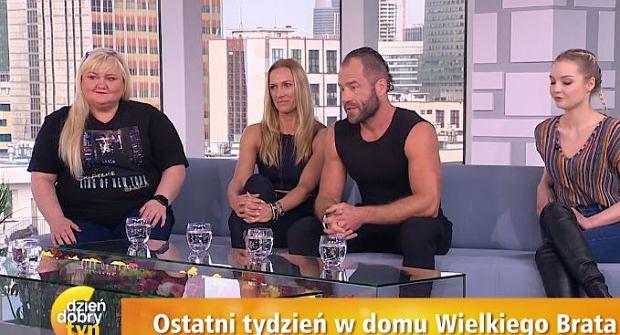 Gwiazdy 'Big Brothera' w 'DD TVN'