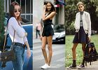 Modelki po godzinach - w co się ubierają gdy mają wolne?