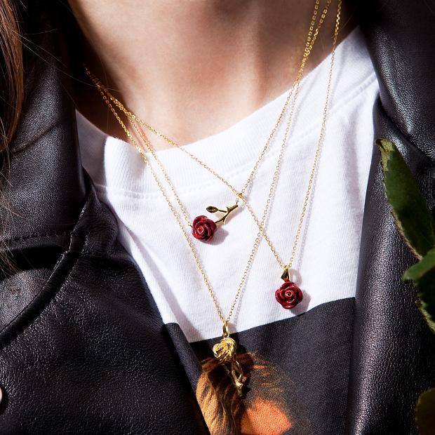 Nowa kolekcja YES Rosarium. Biżuteria z motywem róży