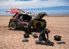 Dakar 2018. Wielkie problemy lidera rajdu. Sainz wygrywa etap i jest nowym liderem