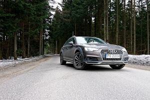 Audi A4 Allroad 2.0 TFSI | Test długodystansowy, cz. V | Uterenowionym kombi w góry