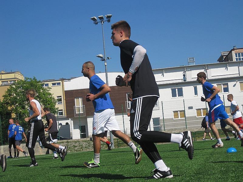Piłkarze Broni Radom rozpoczęli przygotowania do nowego sezonu gry w III lidze