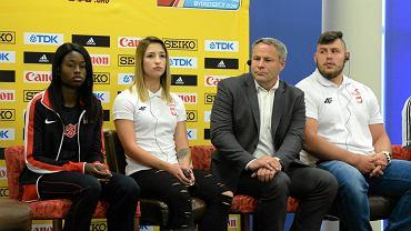 Przygotowania do mistrzostw świata w lekkiej atletyce w Bydgoszczy