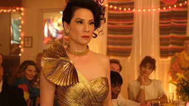 Lucy Liu w serialu 'Dlaczego kobiety zabijają?'
