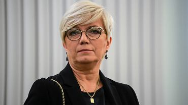 Prezes Trybunału Konstytucyjnego Julia Przyłębska