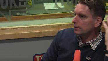 Tomasz Lis w 'Poranku Radia TOK FM'