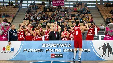 Niedawno w Artego Arenie rozegrano Finał Pucharu Polski w koszykówce kobiet