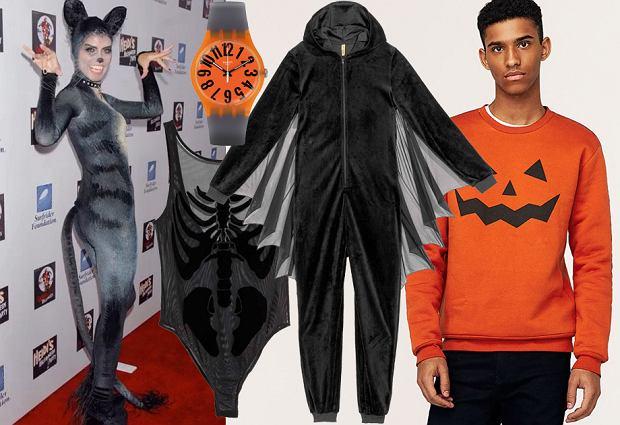 Halloween - przebrania dla dorosłych